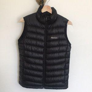 Marmot Down Vest Size S